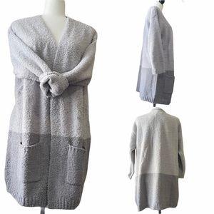 Thread & Supply Cozy Cloud Wrap Open Cardigan